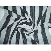 Ткань Трикотаж набивной фото