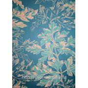 Ткань жаккард бирюзовый цвет