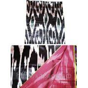 Ткань хан-атлас (образец №15) фото