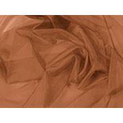 Органза шоколадная фото