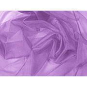 Органза фиолетовая фото