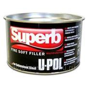 U-POL SUPERB Mультифункциональная Fine Soft шпатлевка фото
