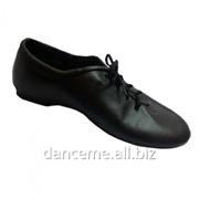 Dance Me Джазовки СК, кожа, черный фото