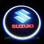 Проектор в двери автомобиля 5W (компл. 2шт.) SUZUKI 187 фото