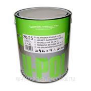 U-POL S2025/4 Грунт наполнитель 4:1 4л серый + отвердитель фото