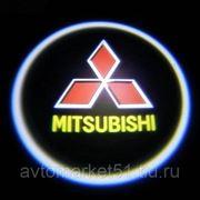 Проектор в двери автомобиля 5W (компл. 2шт.) MITSUBISHI 172 фото