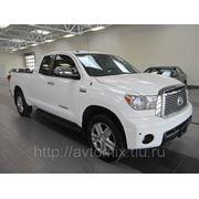 2010 Toyota Tundra Limited Crew Cab Pickup фото