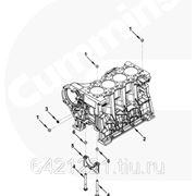 Блок цилиндров Cummins ISF 2.8 (новый) фото