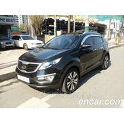 Продажа легкового автомобиля KIA Sportage TLX High-Deluxe Diesel 4WD 2011г. фото