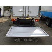 Продажа аппарели (гидроборта) на автомобиль Hyundai HD170, 250, 320 фото