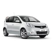 NISSAN NOTE Luxury фото