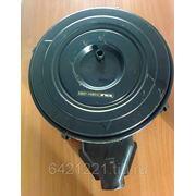 Корпус воздушного фильтра (металл, под карбюратор дв. 406) + фильтр фото