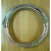 Трубки топливные газель дв. 406 бак металлический фото
