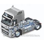 Запчасти для европейских грузовиков фото