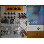 Шкурка шлифовальная MIRKA 230х280 Р400 фото