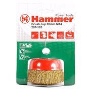Кордщетка Hammer Br cp-soft 85*0,3*m14 фото
