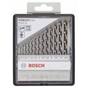 Набор сверл Bosch Robust line hss-g 13 шт. фото