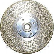 Алмазные диски M/F для резки и шлифовки гранита фото