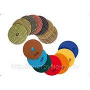 Алмазные гибкие шлифовальные круги GM/WL фото