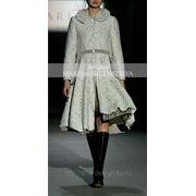 Пальто, дизайн. фото