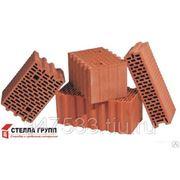 Блок керамический крупноформатный поризованный Porotherm 510х250х219мм