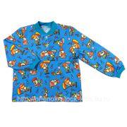 Пижама детская демисезонная теплая фото