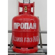 Газ (бутан) в баллонах 27 литров производство Южная Корея. ОПТ фото