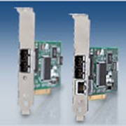 Оптические сетевые карты Fast Ethernet для настольных систем фото