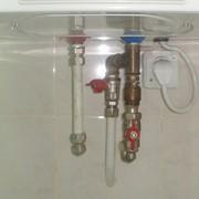 Установка накопительного водонагревателя бойлера фото