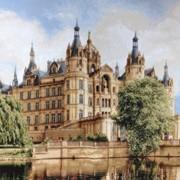 Замок Шамбор фото