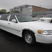 Прокат Lincoln Town Car фото
