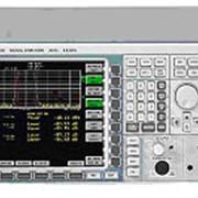 Анализаторы сигналов FSQ фото