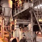 Утилизация промышленных отходов металлов. фото