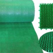 Кковрик-травкаПрактичность изделия коврик-травка доказана годами. фото