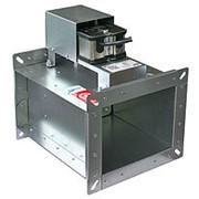 Клапан противопожарный огнезадерживающий ОЗ Электромагнитный привод ОЗ-180-2 ЭМ1100хдо900 фото