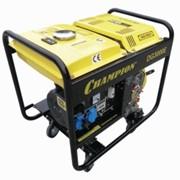Дизельный генератор Champion DG 3000 E фото