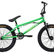 Stark Велосипед BMX Madness-1 (Зеленый+желтый+черный) фото