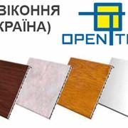 Підвіконня Openteck біле 250 мм фото