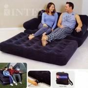 Многофункциональный надувной диван трансформер BESTWAY 67356 фото