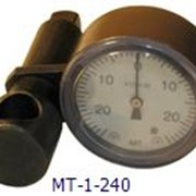 Ключ динамометрический МТ-1, до 240Нм (стрелочный) (48-240Нм, цена дел.10Нм, прис-й кв-т12,5мм, отв-е под вороток 14мм) (Москва-Минск)