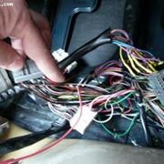 Ремонт электрической части автомобиля фото