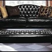 Кожа мебельная