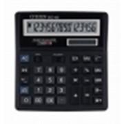 Калькулятор CITIZEN SDC-435II, 16 разрядный, настольный фото