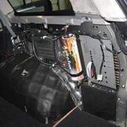 Автозвук, установка акустики фото