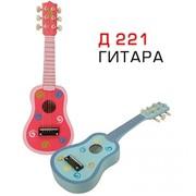 Гитара музыкальная фото