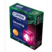 Презервативы Contex Glowing №3 фото