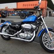 Мотоцикл чоппер No. B5807 Harley Davidson XL883L SPORTSTER SUPERLOW фото