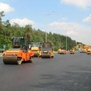 Асфальтирование дорог, тротуаров, городских территорий фото