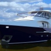 Моторная яхта фото