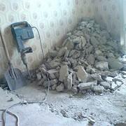Демонтаж стяжки, включая вывоз мусора в Казани и по РТ